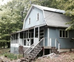 Camp Rd - Foreclosure In East Burke, VT