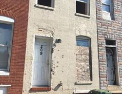 S Monroe St - Foreclosure In Baltimore, MD