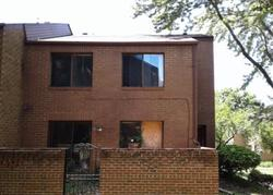 Berry Rd Ne # 24 - Foreclosure In Washington, DC