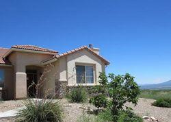W Kartchner Trl - Foreclosure In Benson, AZ