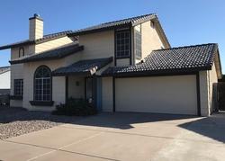W Villa Theresa Dr - Foreclosure In Glendale, AZ