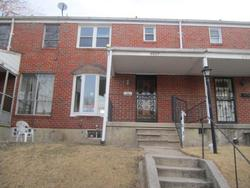 Silverbell Rd - Foreclosure In Baltimore, MD