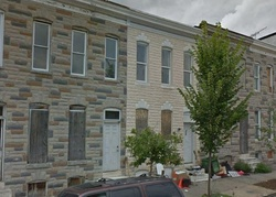 S Payson St - Foreclosure In Baltimore, MD