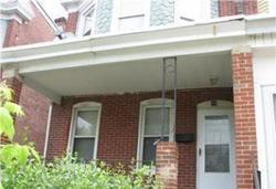 E 23rd St - Foreclosure in Wilmington, DE