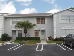 Foxtail Dr Apt D - Foreclosure in West Palm Beach, FL